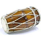 Sai Musical Sheesham wood studio style Dholak (Dholki)