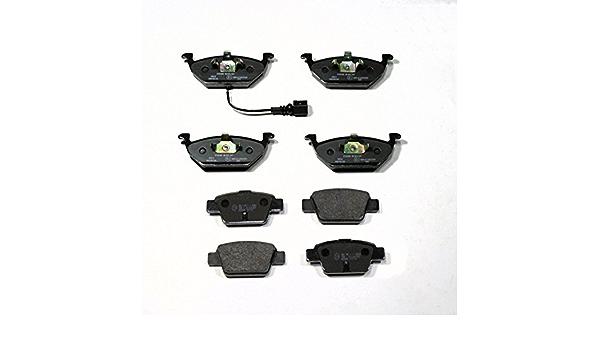 Bremsbeläge 1zf 1zm 1ks 1kt Bremsklötze Bremsen Warnkabel Für Vorne Hinten Auto