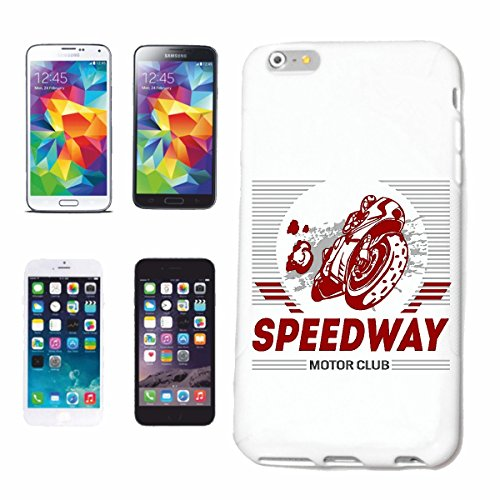 Reifen-Markt Handyhülle Samsung Galaxy S7 Speedway Motor Club Race Racing Formel Motor Team Speed Speedway Classic American Hardcase Schutzhülle Handycover Smart Cover für Samsung Galaxy S7 in Weiß - Sams Club-formel