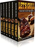Let's Grill! Best BBQ Recipes Box Set: Best BBQ Recipes from Texas (vol.1), Carolinas (Vol. 2), Missouri (Vol. 3), Tennessee (Vol. 4), Alabama (Vol. 5), Hawaii (Vol. 6) (English Edition)