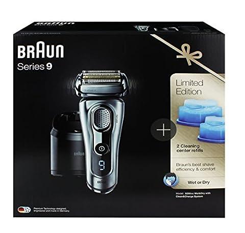 Braun Series 9 Herrenrasierer 9290cc Limited Edition Wet & Dry