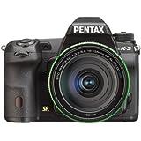 Pentax K-3 Appareil photo numérique Reflex 24 Mpix Kit Objectif 18-135 mm Noir