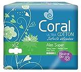 Weibliche Coral Binden Ultra Super