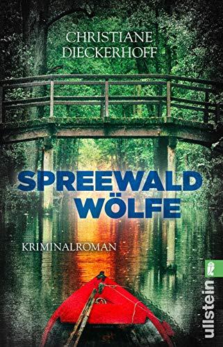 Buchseite und Rezensionen zu 'Spreewaldwölfe (Ein-Fall-für-Klaudia-Wagner, Band 4)' von Christiane Dieckerhoff