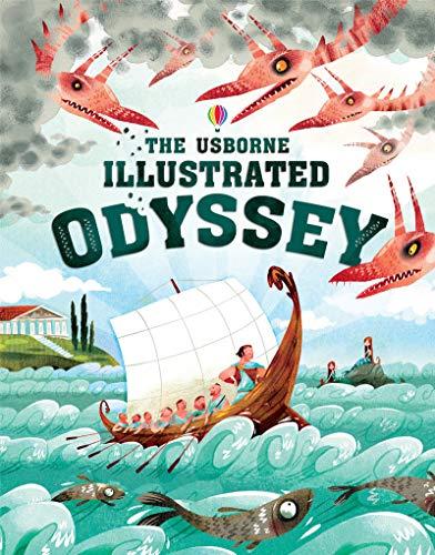 Originals Illustrated Odyssey (Illustrated Originals)