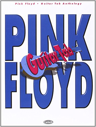 Pink Floyd Anthology (Guitar Tab) (Gtab) by Pink Floyd (1-Mar-2003) Paperback