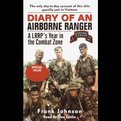 Diary of an Airborne Ranger  Audiolibri
