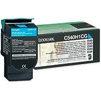 Lexmark C540H1CG Toner Return Program,