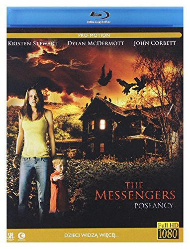 The Messengers [Blu-ray] [PL Import]