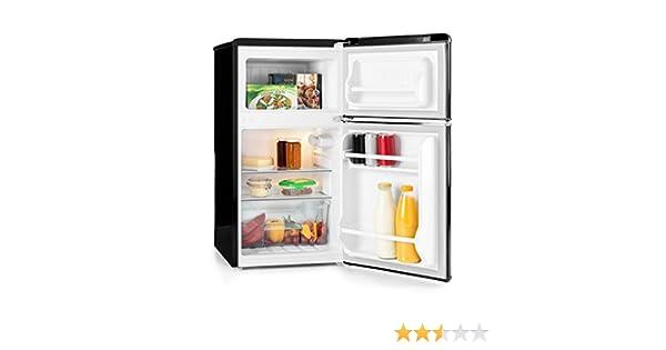 Mini Kühlschrank Nostalgie : Monroe retro mini kühlschrank noir amazon bücher