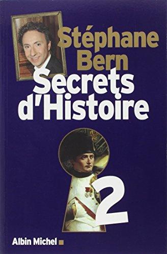 Secrets d'Histoire - tome 2