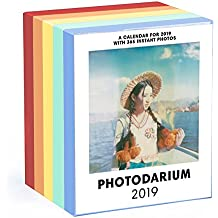 PHOTODARIUM 2019: Every Day a new Instant Photo (Calendars 2019)