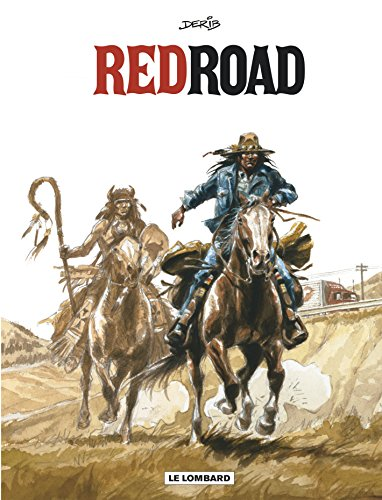 Red Road - Intégrale - tome 0 - Red Road - Intégrale