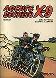 Agente Secreto X-9 volumen 4