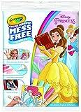 """Crayola Disney-Prinzessin Ausmalbuch mit Filzstiften """"Colour Wonder"""""""