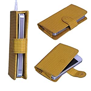 StylE ViSioN Pu Leather Pouch for Karbonn A27 retina