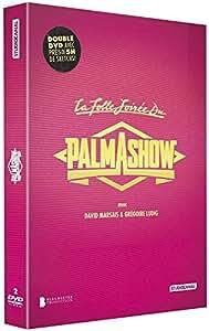 La Folle Soirée du Palmashow + Le meilleur de Palmashow l émission Coffret 2 DVD
