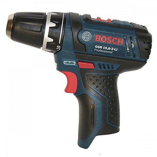 Preisvergleich Produktbild Bosch Akku-Bohrschrauber GSR 10,8-2-Li ohne Akku ohne Lader ohne Einlage incl. Bedienungsanleitung