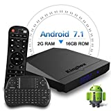 Kingbox K3 TV Box 2018/S912 octa core/Android 7.1/2.4G+5G Dual WiFi/BT4.0/1000M...
