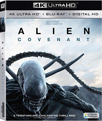 Preisvergleich Produktbild Alien: Covenant,  [Blu-ray],  (englische Version)