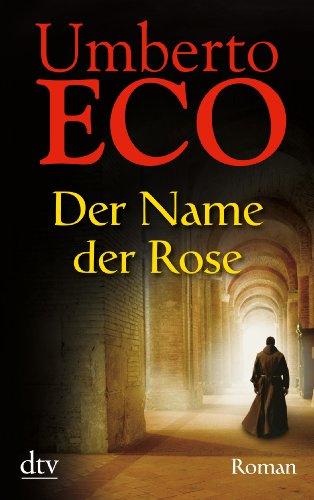 Buchseite und Rezensionen zu 'Der Name der Rose' von Umberto Eco