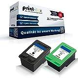 Print-Klex Kompatible Tintenpatronen Sparset f. HP C9351CE C9352CE HP21 HP22 XL DeskJet F370 DeskJet F375 DeskJet F380 DeskJet F385 DeskJet F390 DeskJet F394 DeskJet F4100 Series DeskJet F4135 DeskJet F4140 DeskJet F4150 (alle Farben)