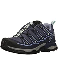 Salomon X Ultra 2 Gtx W, Zapatillas de Deporte Exterior Mujer, Azul (Crown Blue/Evening Blue/Easter Egg), 36 EU