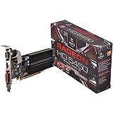 XFX HD-545X-CLH2 AMD Radeon HD5450 2GB - Tarjeta gráfica (Pasivo, AMD, Radeon HD5450, GDDR3, PCI Express 2.1, 2560 x 1600 Pixeles)