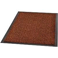 Zala Living Felpudo (Felpudo Smart, Poliamida, marrón, 120x 75x 0,7cm