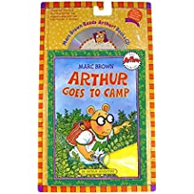 Arthur Goes to Camp: Book & CD