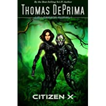 Citizen X by Thomas DePrima (2013-01-15)