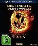 Die Tribute von Panem - Gesamtedition [Blu-ray] -