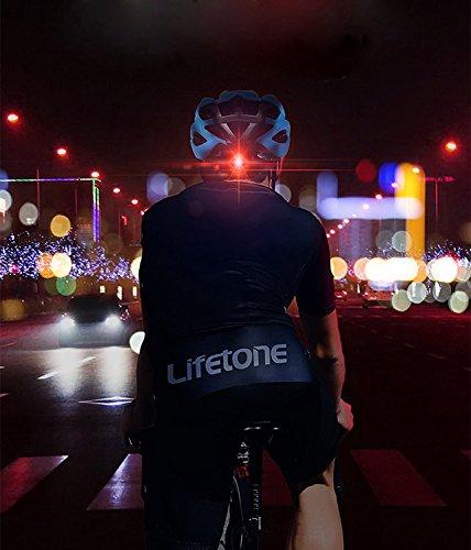 Shinmax Specialized Bike Helm mit Sicherheitslicht, Verstellbare Sport Fahrradhelm Fahrrad Fahrradhelme für Road & Mountain Biking, Motorrad für Erwachsene Männer und Frauen, Jugend – Racing, Sicherheit Schutz (Blau) - 7