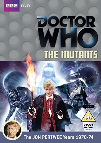Doctor Who - The Mutants DVD 1972