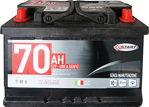 Start L3B Batteria Auto SX 70AH 600A 12V