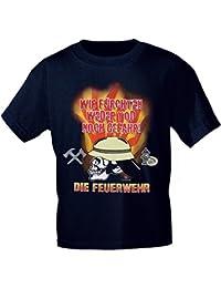 Standard Edition freiwillige Feuerwehr II Evolution Fire Feuer T-Shirt S-XXXL