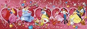 Clementoni - Puzzle pour enfant - Princesses - 1000 pièces