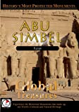 Global Treasures Abu Simbel Egypt [DVD] [NTSC]