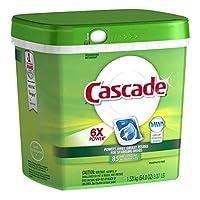 Cascade Actionpacs Dishwasher Detergent Fresh Scent Fresh Scent 170 Count Pac