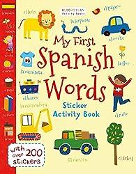 My First Spanish Words par  Varios autores