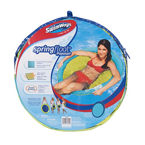 Spin Master - 6038064 - SwimWays - Spring Float Papasan