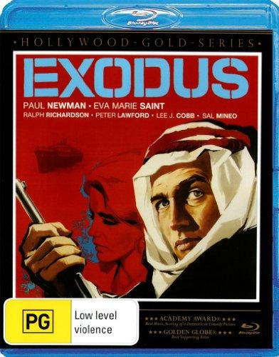 Exodus [ Blu-Ray, Reg.A/B/C Import - Australia ]