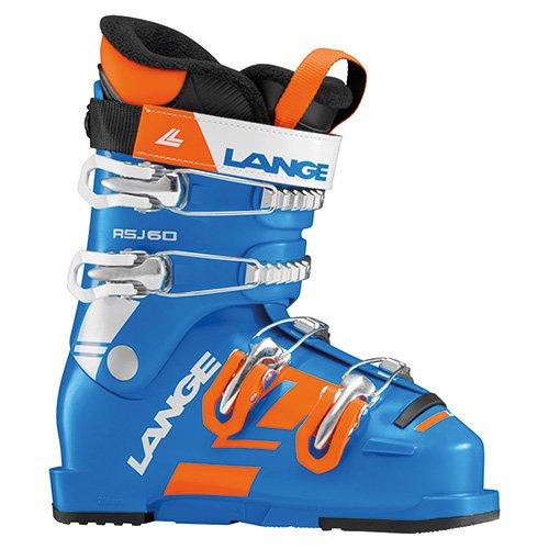 """Lange Kinder Skischuhe RSJ 60"""" royalblau (294) 21,5"""