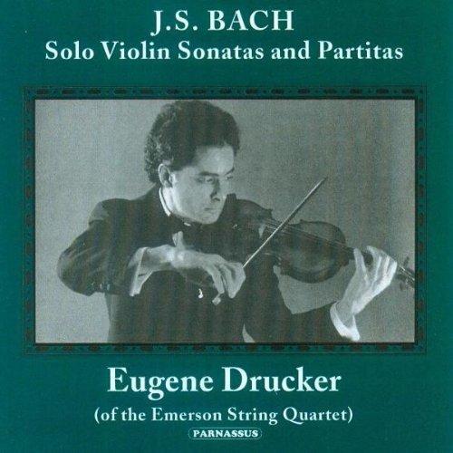 Preisvergleich Produktbild Bach: SSonaten & Partiten für Violine BWV 1001-1006