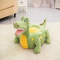 Preisvergleich für MAXYOYO Cute Ultra Soft Kids Plüsch Spielzeug Krokodil Gefülltes Plüsch Puppe, Tatami Sofa Stuhl für Jugendliche/Kinder/Baby, Weihnachten Geschenk für Kinder Grün (Green Crocodile)
