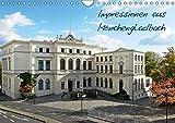 Impressionen aus Mönchengladbach (Wandkalender 2019 DIN A4 quer): 12 wunderbare Bilder von Sehenswürdigkeiten der größten Stadt am linken Niederrhein. (Monatskalender, 14 Seiten ) (CALVENDO Orte) - Marketing Gesellschaft Mönchengladbach mbH
