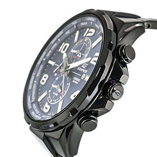 Casio Herren-Armbanduhr Analog Quarz Resin EFR-302BK-2AVUEF