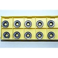 Deskar 10P Rpmt 1204moe-js lf6018CNC molienda carburo Insertar for-steel partes