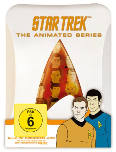 Star Trek - The Animated Series - Alle 22 Episoden [4 DVDs]