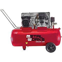 Compresor de aire 3 cv 100 litros